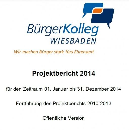 BürgerKolleg - Presse Material